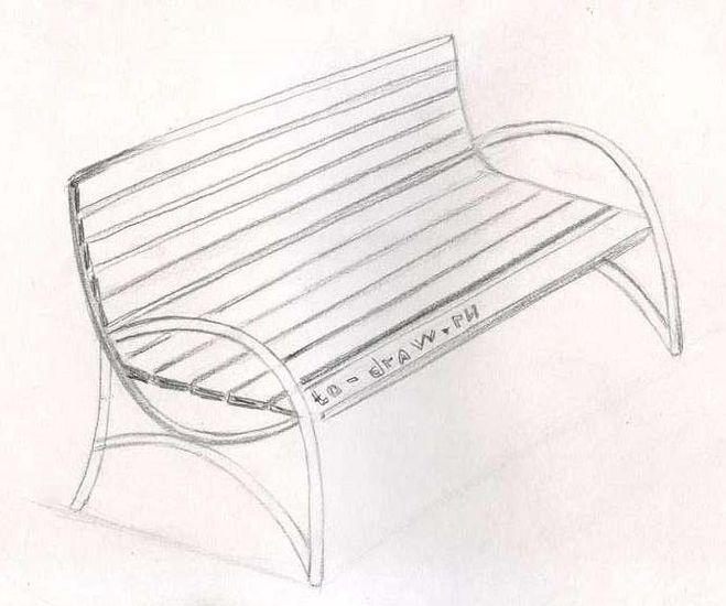 Как сделать скамейку фото фото 608