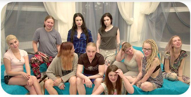 от пацанки до барышни 1 сезон на русском смотреть
