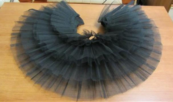 Как сделать пачку балерины своими руками