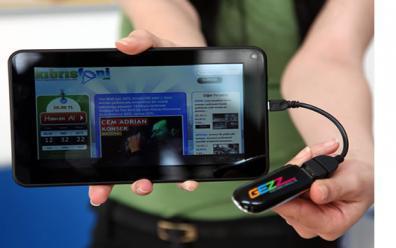 Телефон как модем для планшета