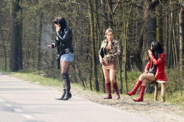 есть ли проститутки в испании