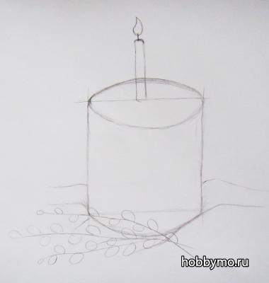 рисуем пасху 3