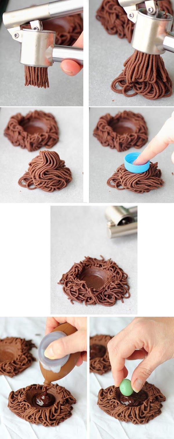 Как можно сделать пирожное 997