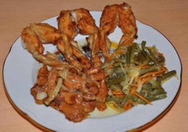 Рецепт летнего блюда с фото