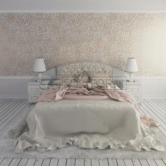 Интерьер спальни 12