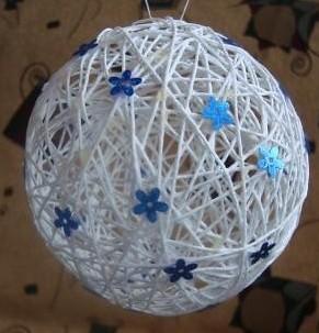 Как сделать из картинки шар