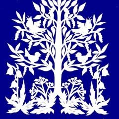 вытынанка дерево