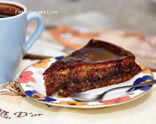 Венский пирог от юлии высоцкой рецепт с
