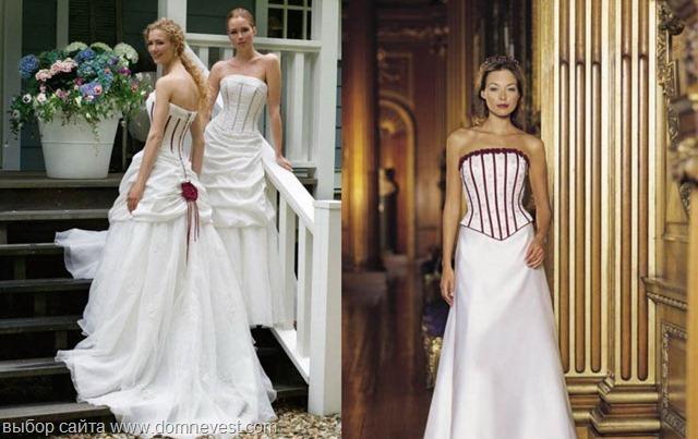 свадебные платья алла