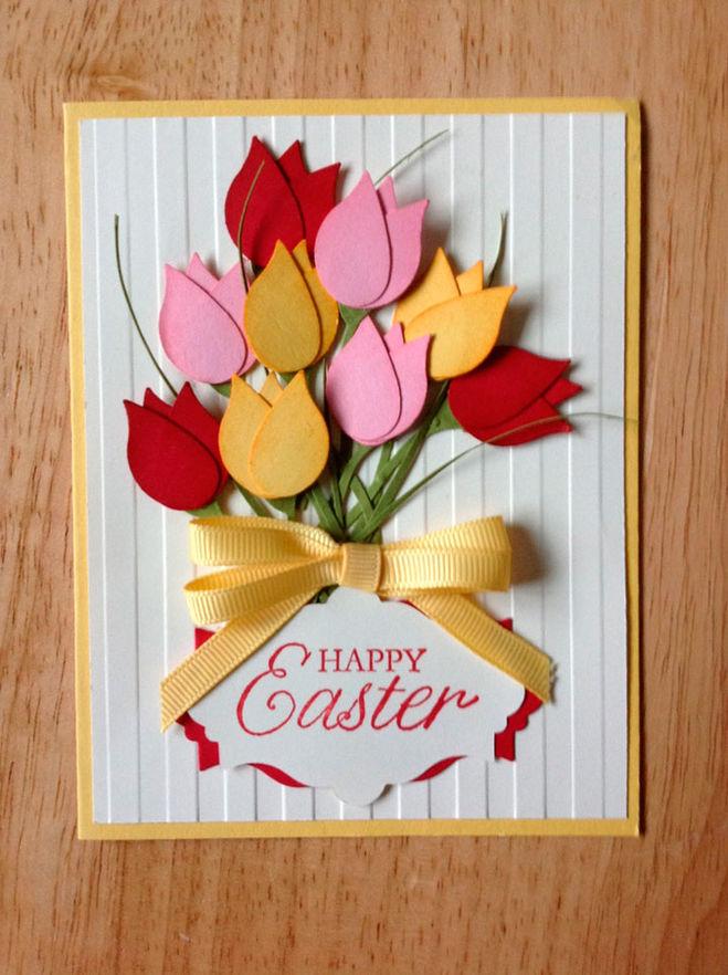 Объемные открытки своими руками на день рождения мастер класс