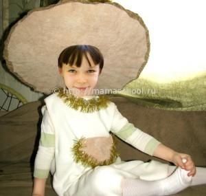 Как сделать грибную шляпу фото 569