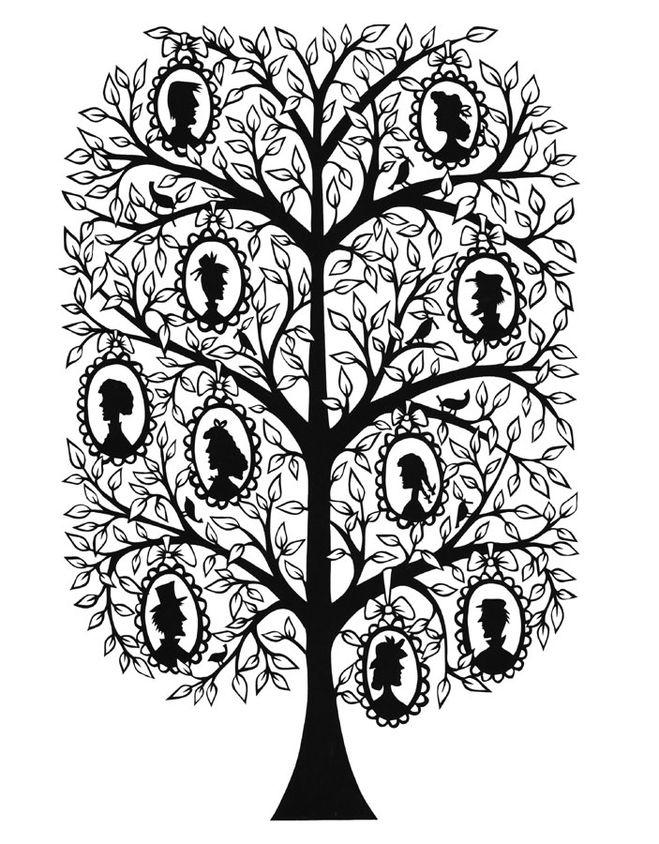 вытынанка дерево4