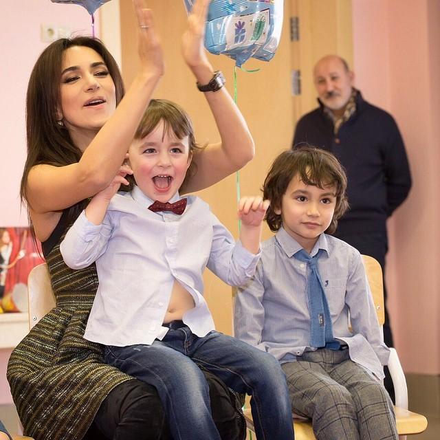 Дети иванова сергея фото