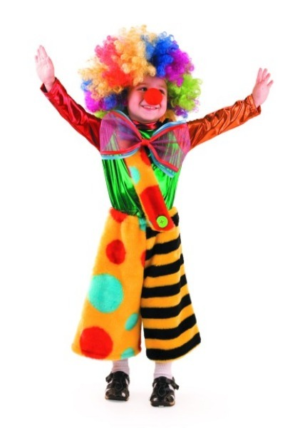 Как сшить костюм клоуна своими руками 108