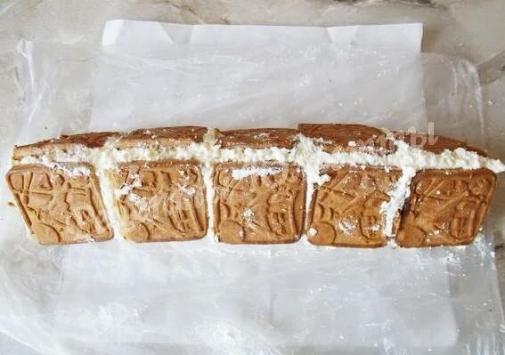 творожный домик торт
