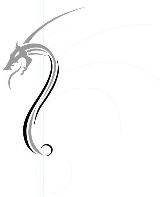 картинки татуировки нарисовать карандашом