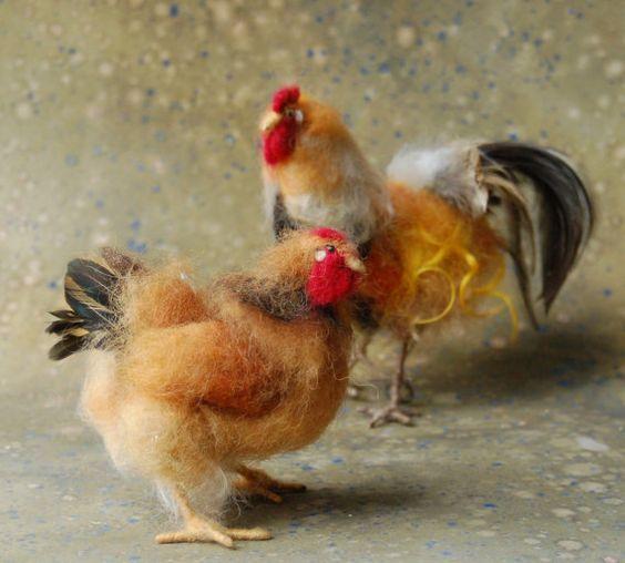 Поделки курица или цыпленок