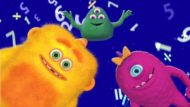 как зовут Корпорация забавных монстров  Trouble at the Monster Daycare?