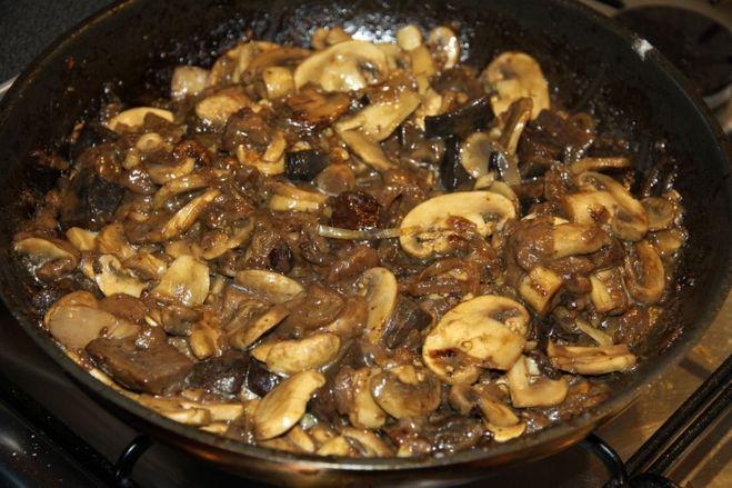 Чего вкусного приготовить из грибов