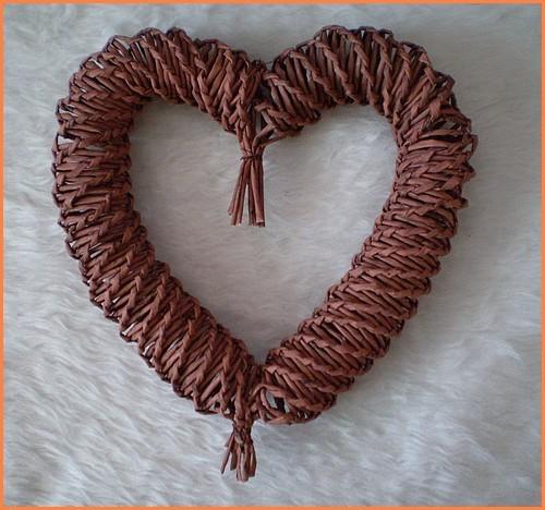 спиральное плетение, газетные трубочки