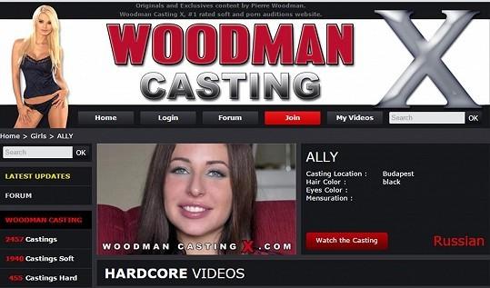 Ally Breelsen Вудман Порно