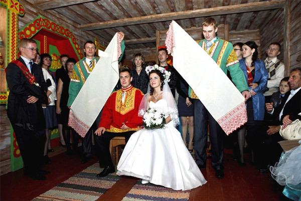 Народные конкурсы а свадьбу