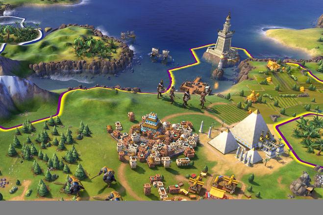 Цивилизация 6. Игра не работает, не запускается, черный экран, что делать?