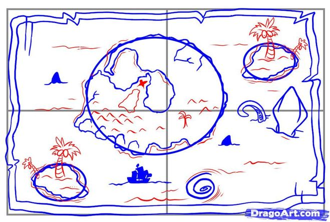 Рисунки на тему степь для детей