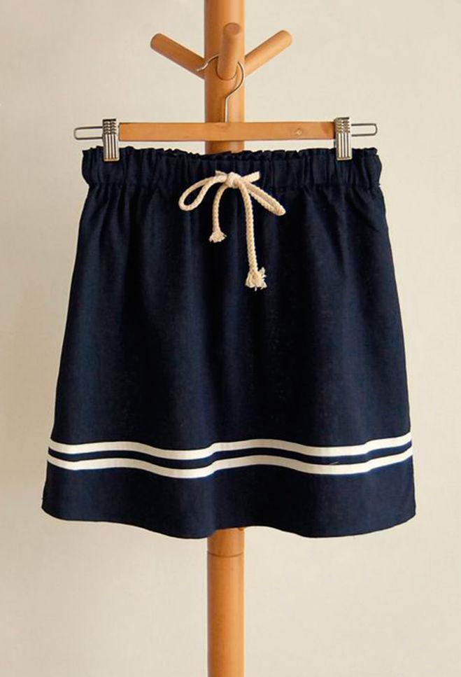 Как сшить себе юбку в складку фото фото 255