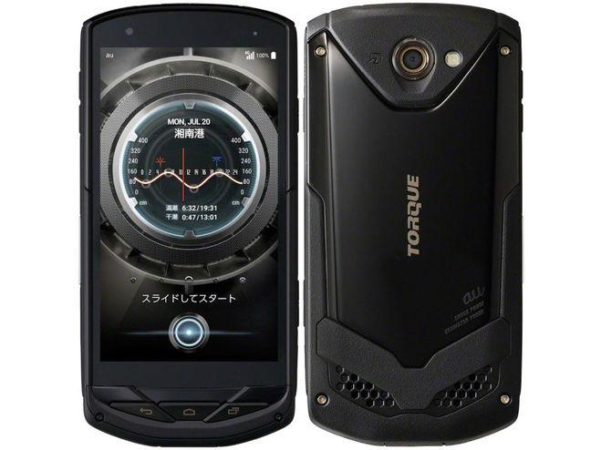 kyocera torque g02 black