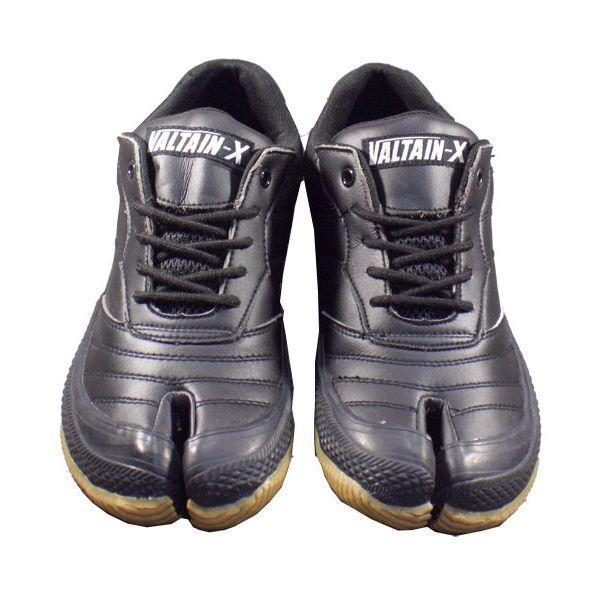 Японская двупалая обувь в виде спортивных кроссовок модель AGAMA черные, фото 1.