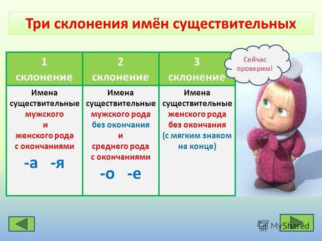 слова с мягким знаком на русском языке примеры